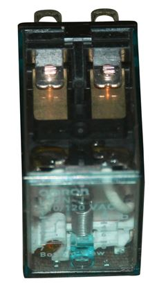 Picture of Model 3550411, 8 pin relay, 115V, for marinator