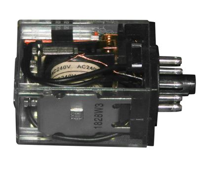 Picture of Model 3550415, 11 pin relay, 220V