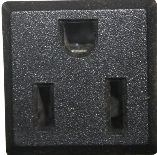 Picture of Plug receptacle, 5002571-421