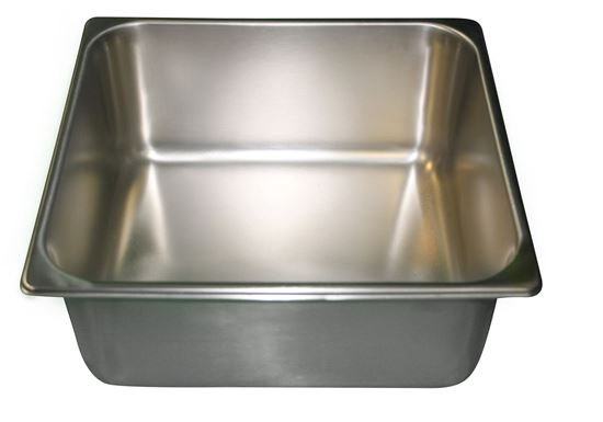 Picture of 1/2 size pan, B127