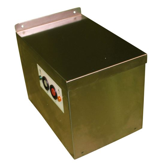 Picture of Model B199, s/s motor compartment cover