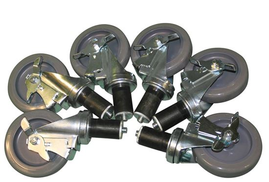 Picture of Caster set, B244
