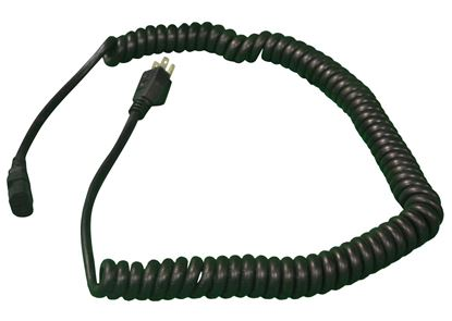 Picture of Coiled power cord, B319