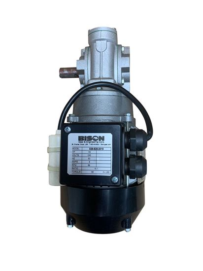 Picture of Right angle drive motor, B317-1/8 HP